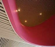 Detail of Agoratheater Stock Image