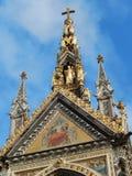 Detail of Albert memorial, London, UK Royalty Free Stock Photo