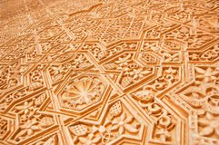 Detail of the Alhambra Royalty Free Stock Photos