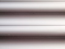 Detail of aluminum cladding Royalty Free Stock Photo