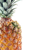 Detail ananas isolated Royalty Free Stock Photography