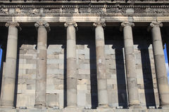 Detail of Ancient Roman Columns, Armenia Royalty Free Stock Images