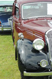 Detail of antique car Royalty Free Stock Image