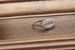 Detail of Antique Ring Stock Images
