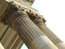 Detail architecture Royalty Free Stock Images