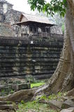 Detail of Baphuon temple Royalty Free Stock Photo