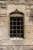 Detail of Barcelona Cathedral - Spain Stock Photo