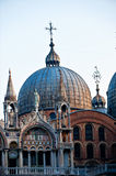 Detail of Basilica di San Marco, Venice Stock Photos