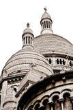Sacre Coeur de Montmartre Royalty Free Stock Photo