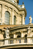 Detail of basilica St Stephen in Budapest_2 Stock Images