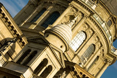 Detail of basilica St Stephen in Budapest_4 Stock Photography