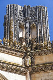 Detail of Batalha monastery, Portugal Stock Photos