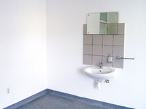 Detail of a Bathroom Royalty Free Stock Photography