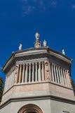 Detail from Battistero of Santa Maria Maggiore in Bergamo Stock Image