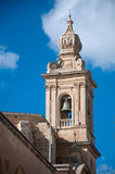 Detail Belfry church Mdina , Malta europe. Detail Belfry church Mdina , Malta Royalty Free Stock Photo