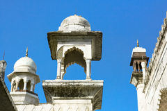 Detail of Bibi-ka-Maqbara, poor's man Taj Maha Stock Images