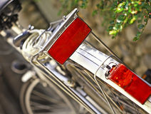 Detail of bicycle Stock Photos
