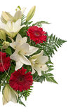 Detail of bouquet of flowers Stock Photography