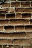 Detail of brick wall Royalty Free Stock Photos
