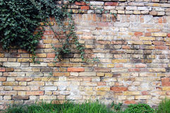 Detail of brick wall Stock Photo