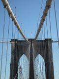 Detail of the bridge Stock Photos