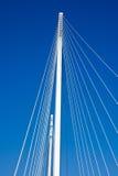 Detail of Bridge of Thaon di Revel Stock Photography