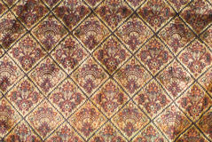 Brocade fabric Royalty Free Stock Images