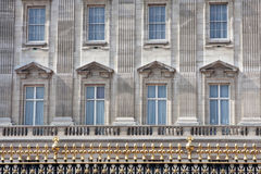 Detail of Buckingham Palace London England UK Royalty Free Stock Photo