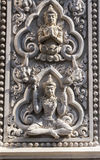 Detail from the Buddhist temple Royalty Free Stock Images