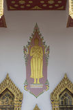 Detail from the Buddhist temple Royalty Free Stock Photos