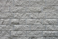 Detail of building a new house, background of brick Royalty Free Stock Photography