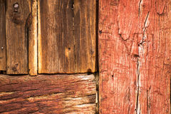Detail of building wood Stock Photos
