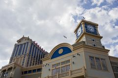 Caesars hotel and casino in Atlantic City, USA Stock Photos