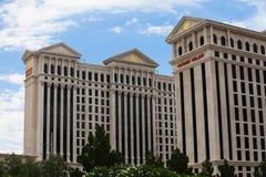 Detail of Caesars Palace in Las Vegas Royalty Free Stock Images