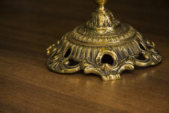 Detail of Candlestick Royalty Free Stock Photos