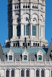 Detail of Capital Building in Hartford Royalty Free Stock Photo