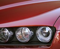 Detail of car Stock Image
