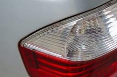 Detail car tail light Royalty Free Stock Photo