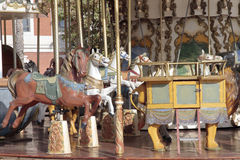 Detail of a carousel Royalty Free Stock Images