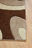 Detail of carpet Stock Photo