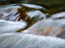 Detail cascade fall river Royalty Free Stock Photography