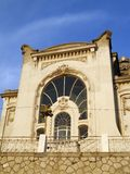 Detail Casino Constanta. Detail from the casino of constanta Royalty Free Stock Photos