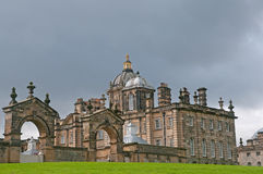 Detail of castle howard Royalty Free Stock Photos