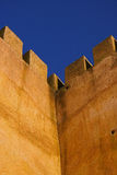 Morocco castle Stock Photo