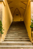 Detail of castle in Tuscany - 4 Stock Photos
