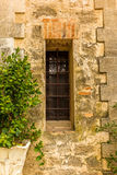 Detail of castle in Tuscany - 2 Stock Photos