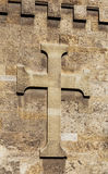 Detail of Cathedral Assumption Cathedral, Varna Stock Photography