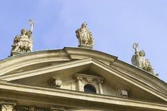 Detail Cathedral Graz Austria Royalty Free Stock Image