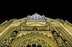 Detail of Cathedral of holy Petr and Pavel Royalty Free Stock Images