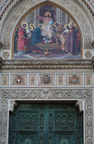 Detail of Cathedral Santa Maria del Fiore Stock Image